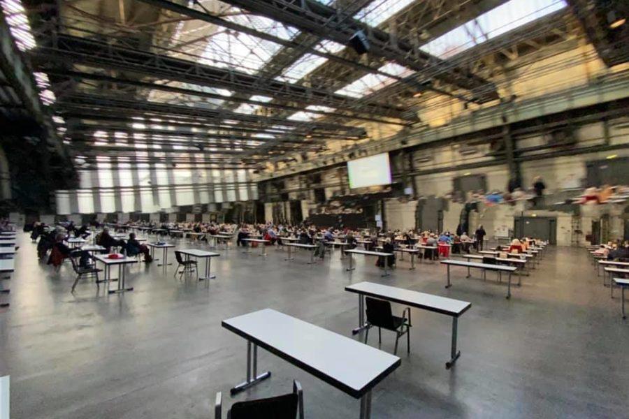 Die SPD möchte eine Sondersitzung des Rates in der Jahrhunderthalle vermeiden.