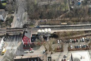 Der S-Bahnhof Höntrop ist ein Verkehrsknotenpunkt. Mit einigen Verbesserungen möchte die SPD im Rat die Situation entschärfen.