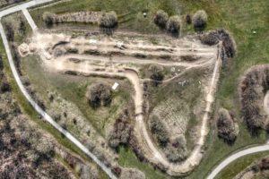 Der BMX-Trail im Springorumpark wird um einen Überseecontainer erweitert.