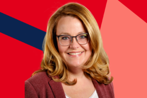 Sonja Gräf unterstützt die Idee der Kulturlinie 308/318.
