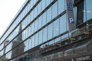 Das Parkhaus P5